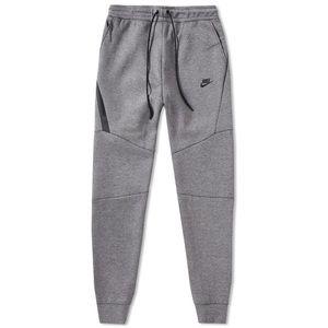 Nike Tech Fleece Dark Grey Joggers